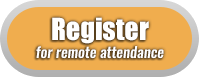 Register Remote Attendance Button Hover